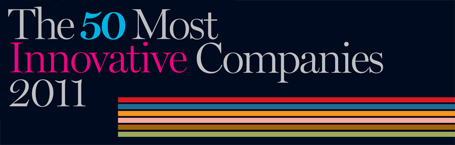 The 50 Most Innovative Companies 2011